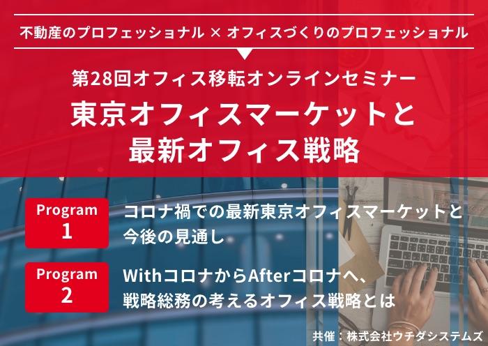 東京オフィスマーケットと<br>最新オフィス戦略